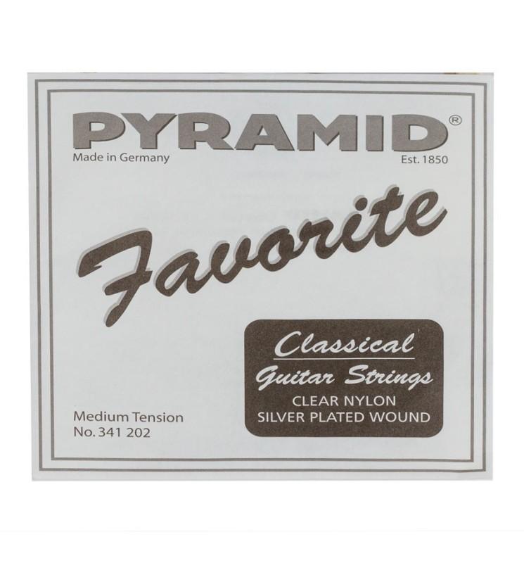 Konzertgitarren Saiten Pyramid Favorite A-5