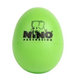 Nino Percussion Egg Shaker hellgrün