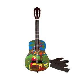Starterset Konzertgitarre 1/4 MSA Urwald