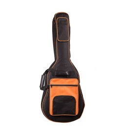 Gitarrentasche Ossa GB20 4/4 orange für Akustikgitarren