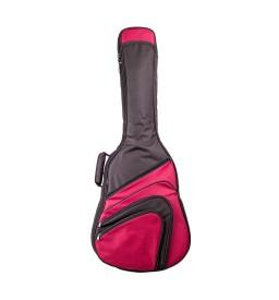 Gitarrentasche MSA GB500 4/4 rot für Akustikgitarren
