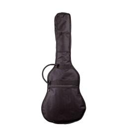 Gitarrentasche MSA GB10 4/4 schwarz für Akustikgitarren