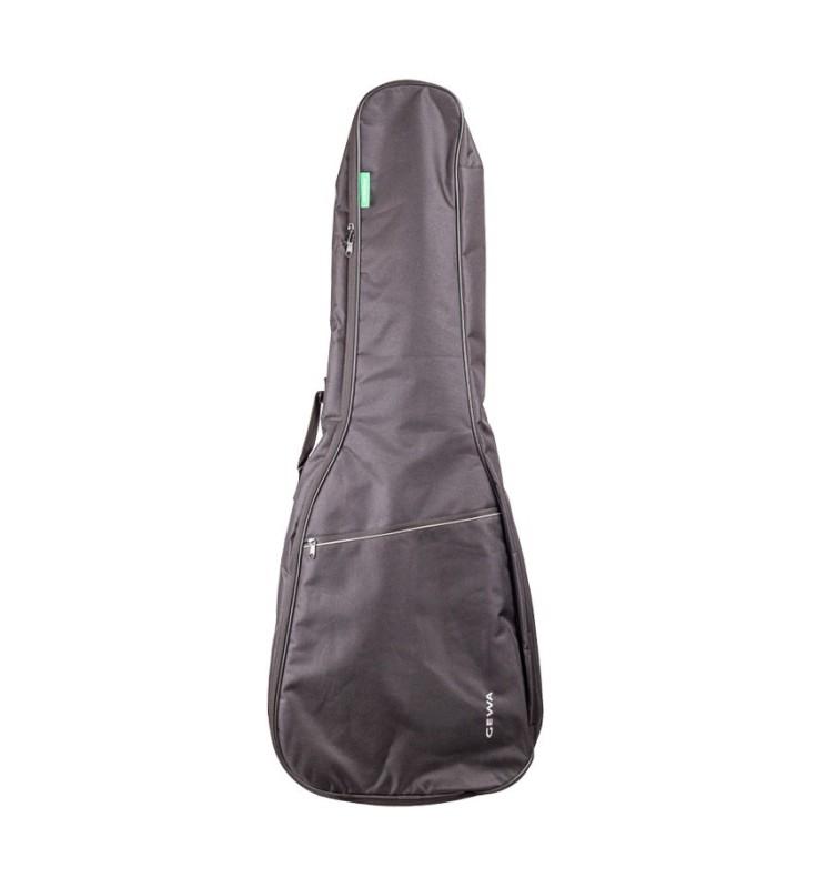 Gitarrentasche GEWA Gigbag Basic 4/4 schwarz für Akustikgitarren