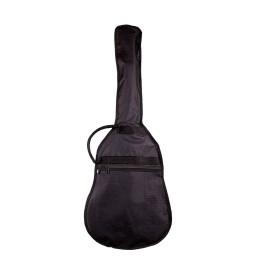 Gitarrentasche MSA TA75 1/2 schwarz für Konzertgitarren