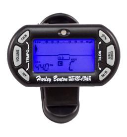 Stimmgerät Harley Benton MT100 schwarz