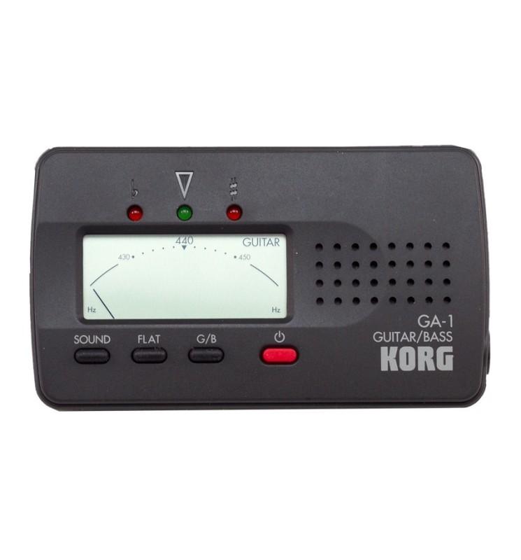Stimmgerät Korg GA-1schwarz