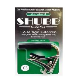 Kapotaster Shubb C3 verchromt
