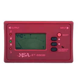 Stimmgerät ENO ET-68GB rot