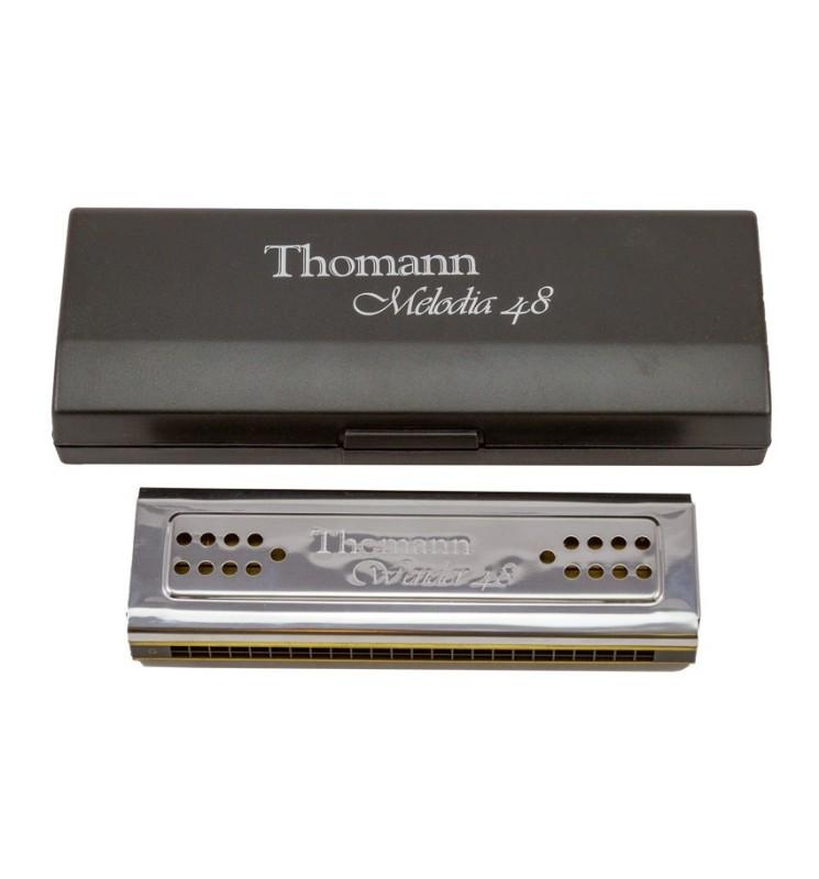 Mundharmonika Thomann Wender 48 Harp