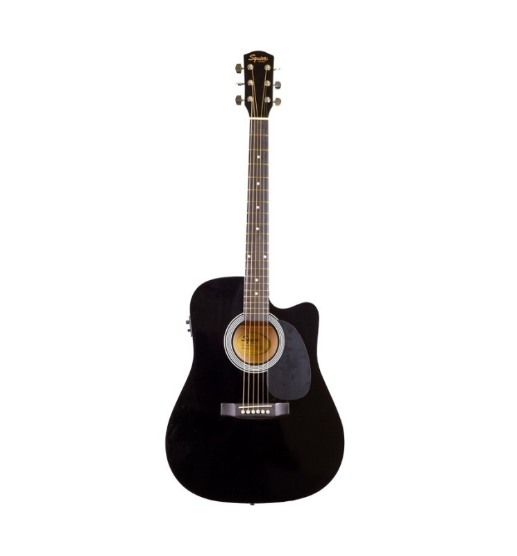 Westerngitarre 4/4 Fender SA105CE-TA