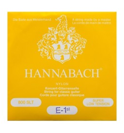 Konzertgitarren Saiten Hannabach 800SLT