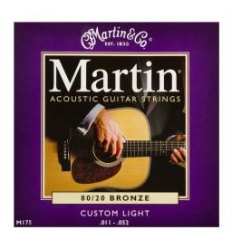 Westerngitarren Saiten Martin M175