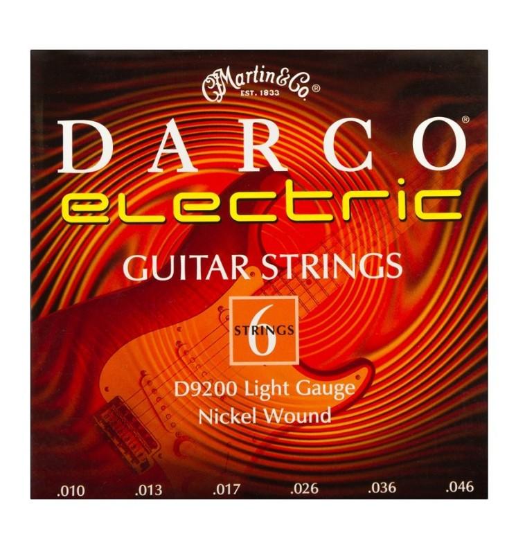 E-Gitarren Saiten Martin D9200