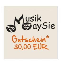 Gutschein 30 EUR