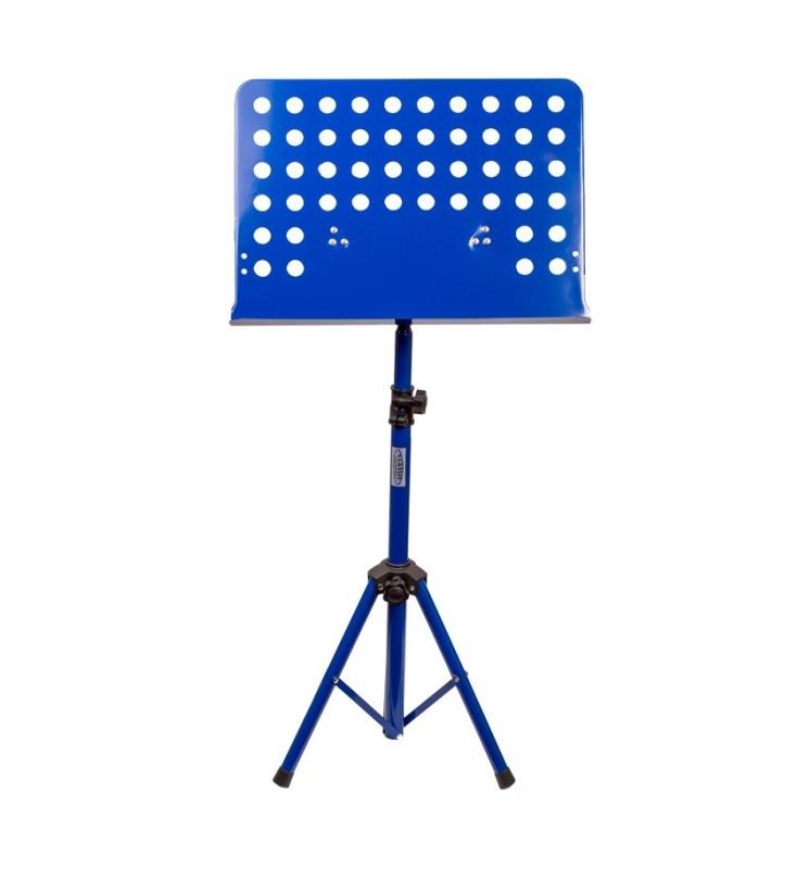 Notenpult Cantabile Classic blau