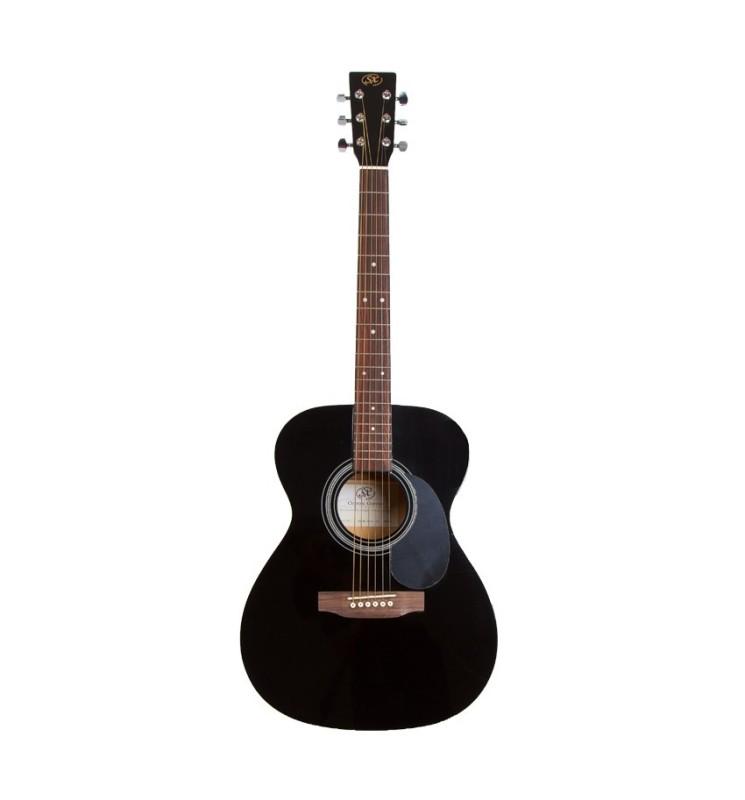 Westerngitarre 4/4 GBM SD2-BK (SX)