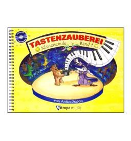 Notenheft Klavierschule Tastenzauberei - Band 1