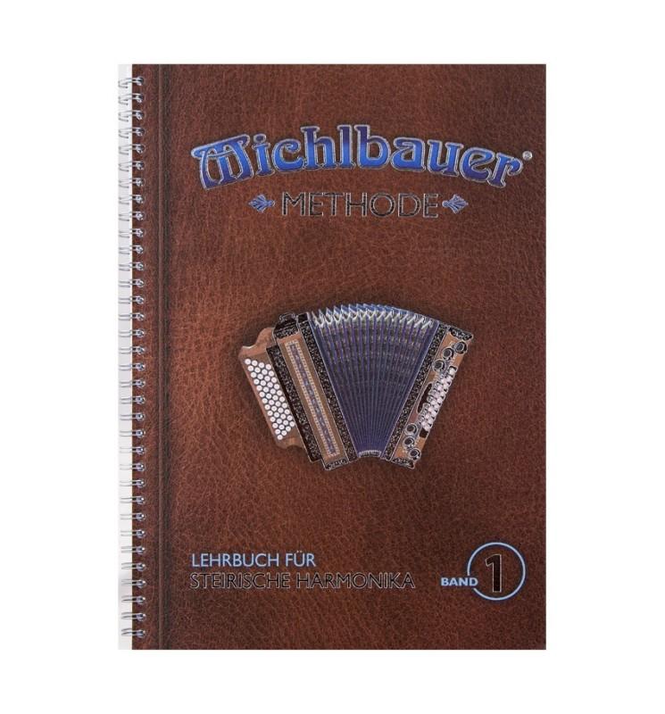 Notenheft - Lehrbuch für steirische Harmonika Band 1