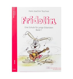 Notenheft - Fridolin Band 1