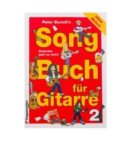 Notenheft - Songbuch für Gitarre 2 mit CD