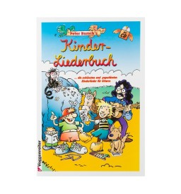Notenheft - Kinderliederbuch mit CD