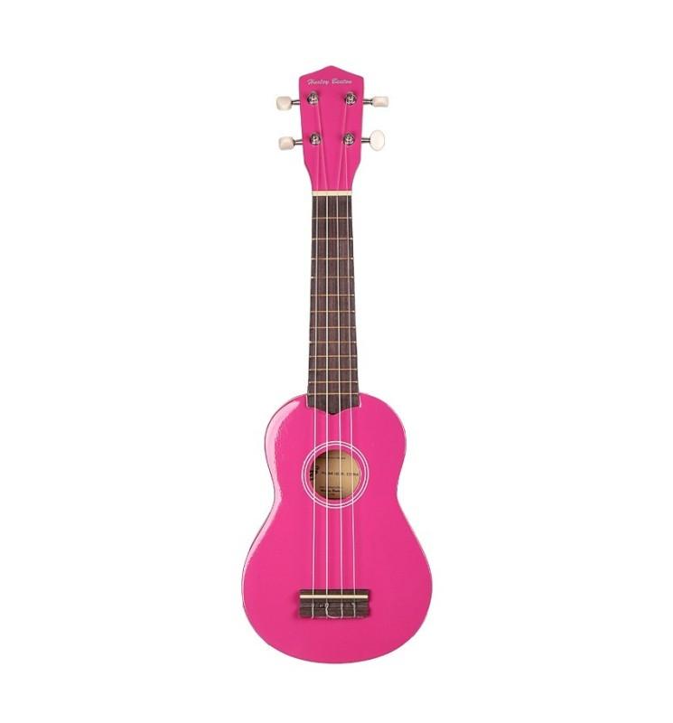 Ukulele Harley Benton UK-12 pink