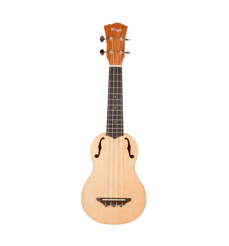 Ukulele Stagg USX-SPA-S