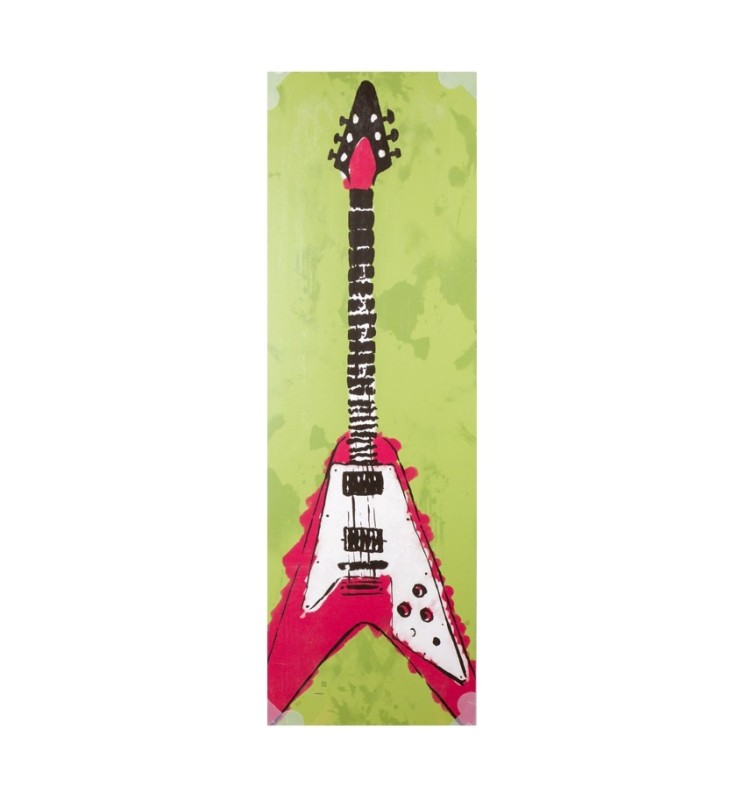 Wandbild E-Gitarre