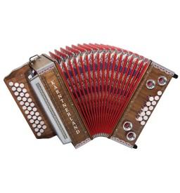 Steirische Harmonika Kärntnerland Edelweiß