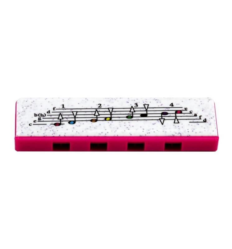 Mundharmonika Hohner Speedy C-Stimmung rot