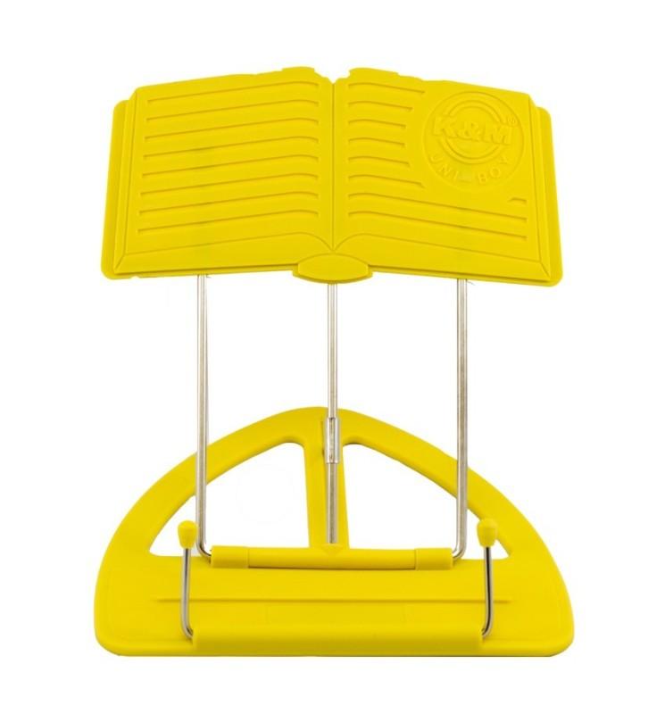 Notenständer K&M Uniboy 12450 gelb