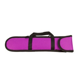 Flötentasche OSSA lila
