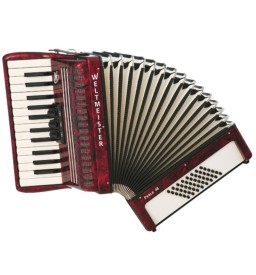 Piano Akkordeon Weltmeister Perle