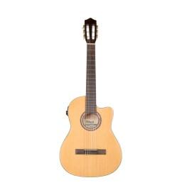 Konzertgitarre 4/4 Stagg C546TCE-N