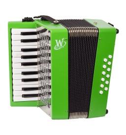 Piano Akkordeon Weltmeister Mini - gebraucht