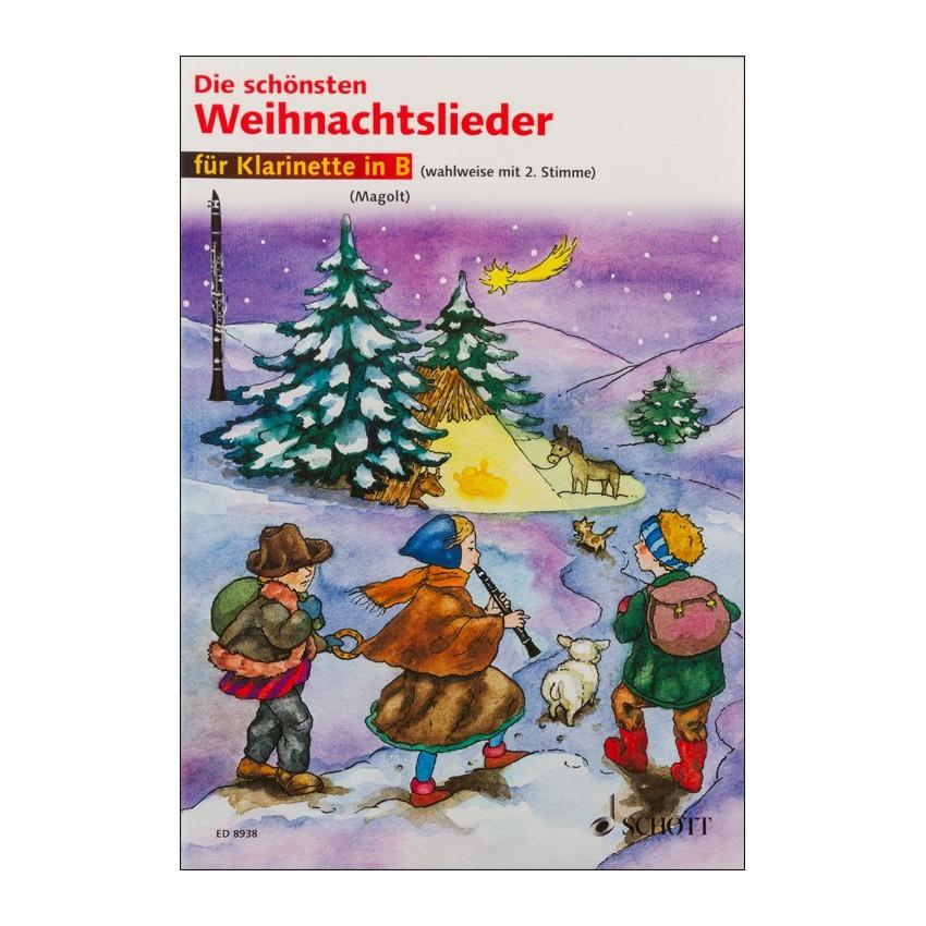 Notenheft Weihnachtslieder - Die schönsten Weihnachtslieder für ...