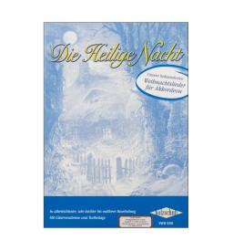 Notenheft Weihnachtslieder - Die Heilige Nacht
