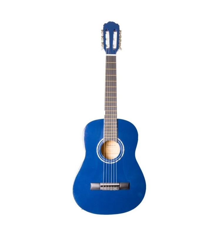 Konzertgitarre 1/2 Startone CG-851 blau