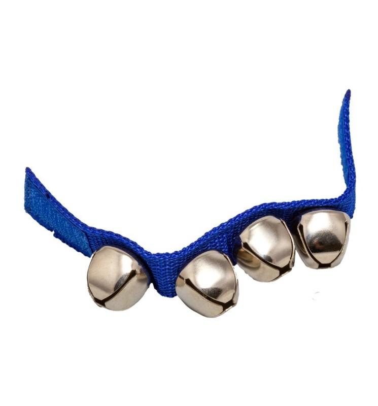 Goldon Armschelle blau