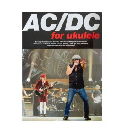 Notenheft - Music Sales AC/DC für Ukulele