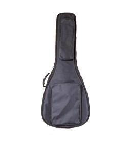 Gitarrentasche Gigbag 4/4 für Konzertgitarren schwarz