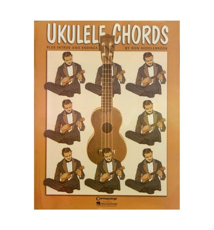 Notenheft - Ukulele Chords